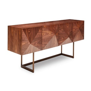 Cube Sideboard in Brown Preview