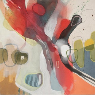 Abstract by Dave Malone Painting For Sale