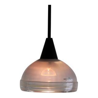 Rosanna Toso Mid-Century Modern Pendant Lamp For Sale