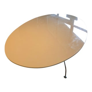 Kartell White Oval Table