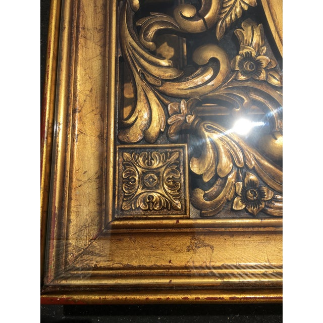 Wood Weiman Gilt Wood Chinoiserie Carved Coffee Table For Sale - Image 7 of 11