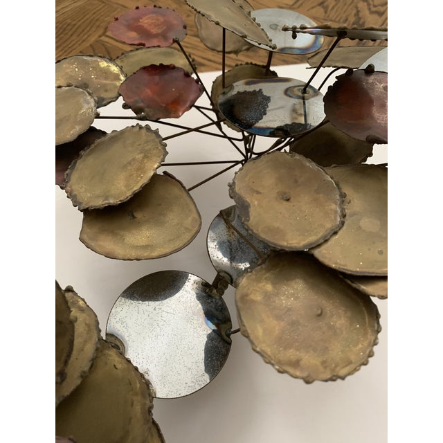 """Vintage 1979 """"Raindrops"""" Sculpture in the Manner of Curtis Jere For Sale In New York - Image 6 of 13"""