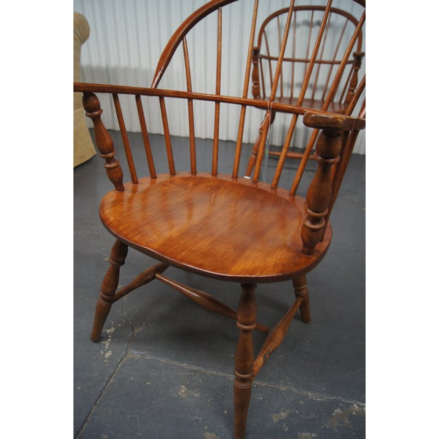 Vintage Windsor Chairs - A Pair - Image 3 of 3