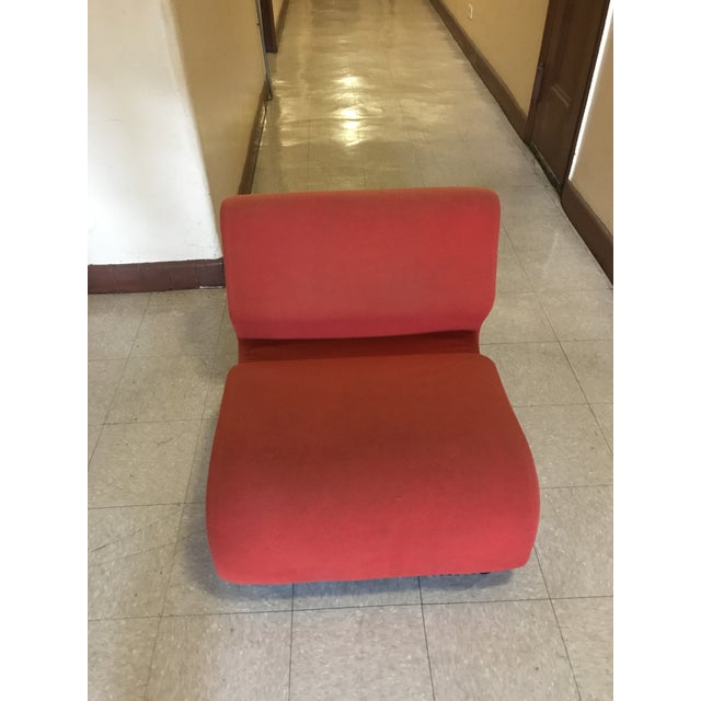 Orange Orange Herman Miller Chadwick Modular Seating For Sale - Image 8 of 11