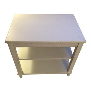 Ethan Allen Wesley End Table