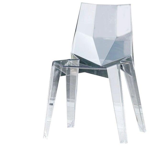 Bonaldo Clear Indoor or Outdoor Chair - Image 1 of 6