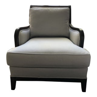 Traditional Ethan Allan Palma Chair For Sale