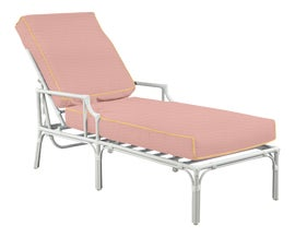 Image of Deck Single Outdoor Chaise Lounges