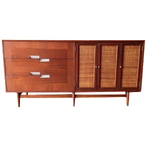 American of Martinsville Mid-Century Dresser For Sale
