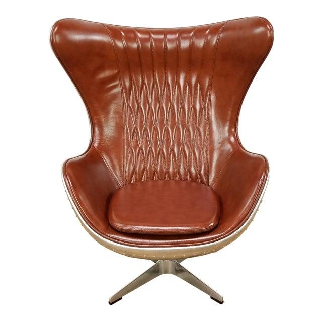 Groovy Restoration Hardware Aviator Egg Chair Short Links Chair Design For Home Short Linksinfo