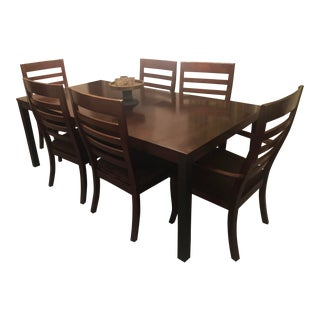 Parsons Style Dining Set