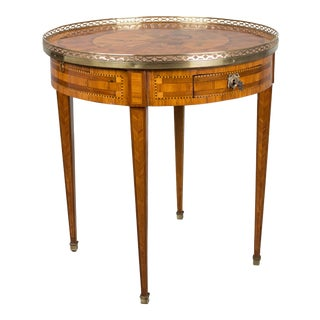 1960s French Louis XVI Style Side Table For Sale
