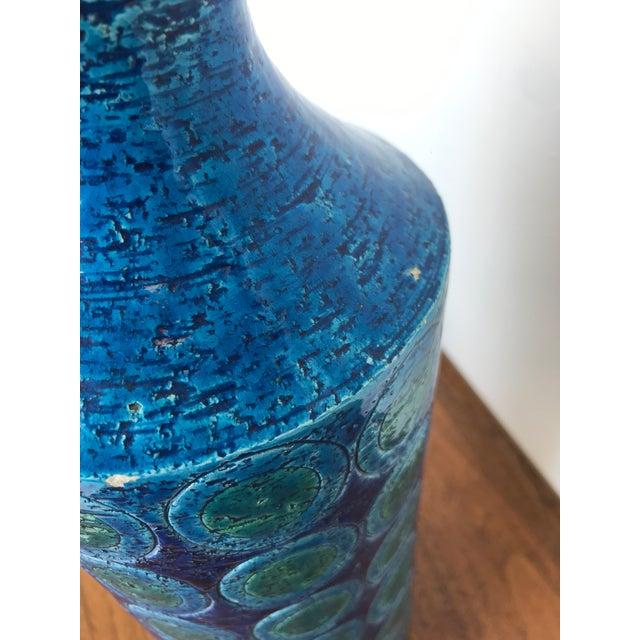 1960s 1960s Aldo Londi for Bitossi Rosenthal-Netter Ceramic Decanter For Sale - Image 5 of 10