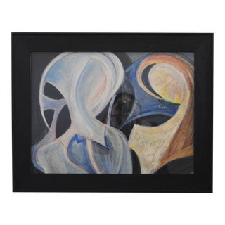 1970s Abstract Painting