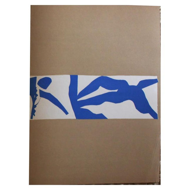 "Henri Matisse Henri Matisse ""La Piscine"" For Sale - Image 4 of 7"