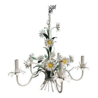 1960s Daisy Tole Lamp