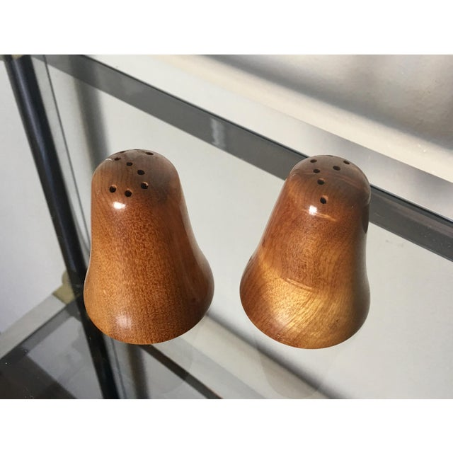 "Danish Modern ""S & P"" Salt & Pepper Shakers - Image 2 of 5"