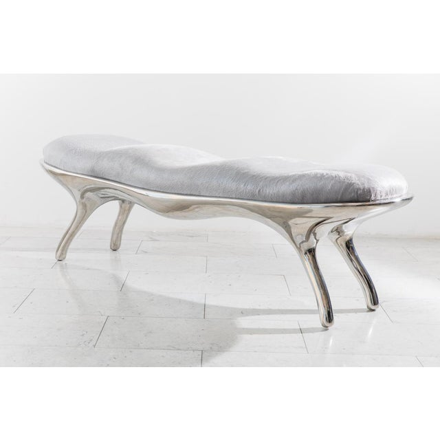 Biche Bench, Usa, 2019 For Sale In New York - Image 6 of 10