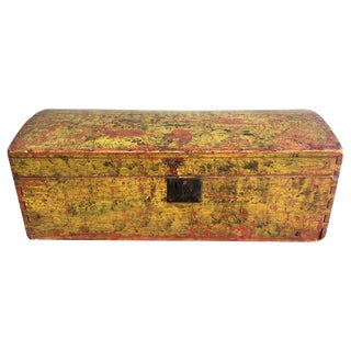 18th Century Dome Top Box For Sale
