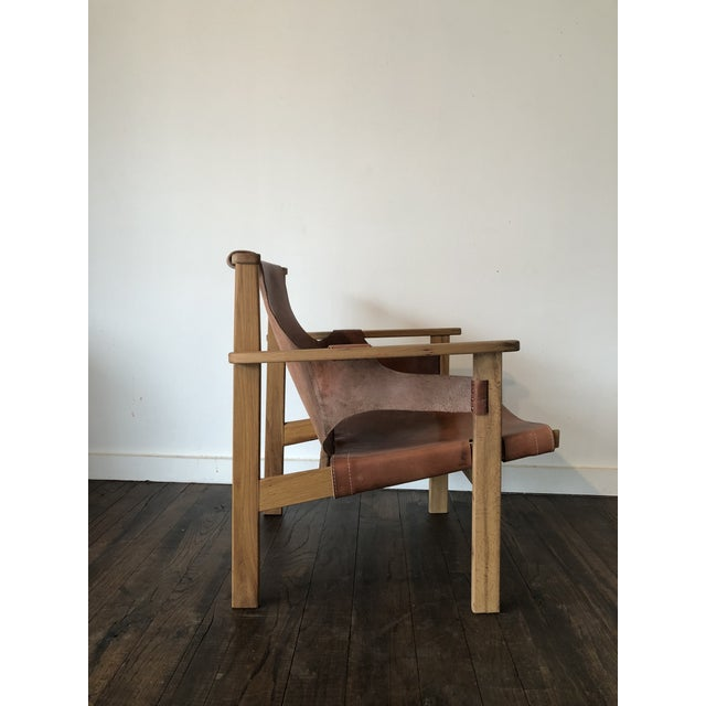 Mid-Century Modern 1957 Carl-Axel Acking Trienna Chair For Sale - Image 3 of 6