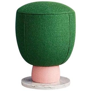 Toadstool Collection, Green Puff, Masquespacio For Sale