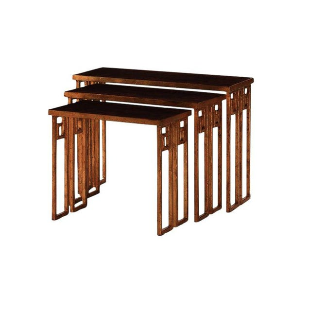 Century Furniture Nesting Tables Chairish