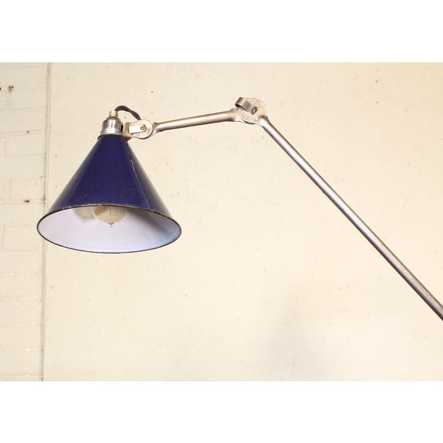 Bernard-Albin Gras No. 201 Clamp-On Lamp For Sale - Image 9 of 11