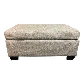 Rectangular Upholstered Ottoman