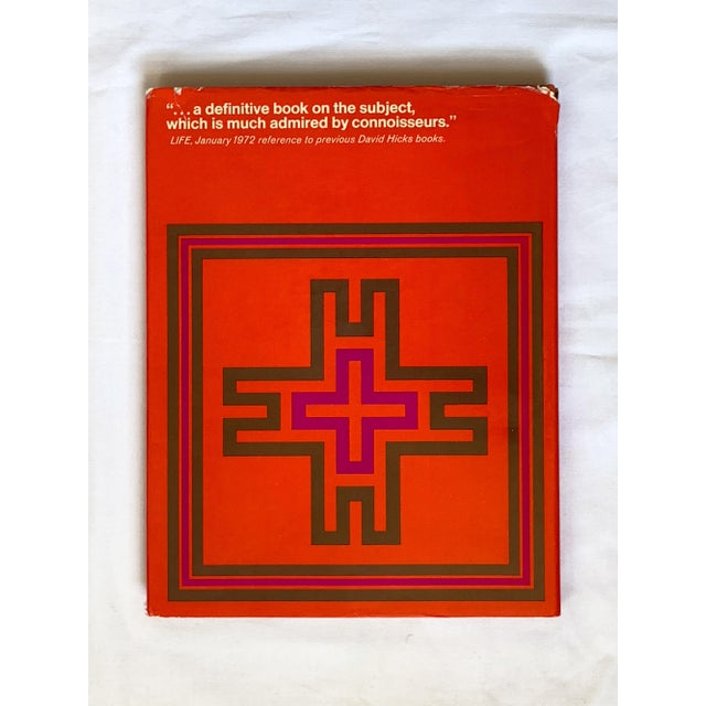 "Art Deco ""David Hicks on Home Decoration"" 1st Edition David Hicks Book 1972 For Sale - Image 3 of 10"