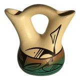 Image of South Western Cedar Mesa Wedding Vase For Sale