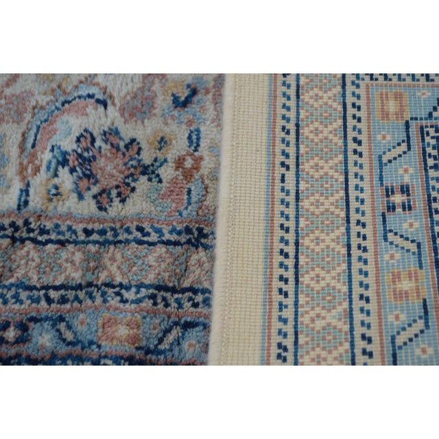 "Karastan #789 Herati 8'8"" x 12' Room Size Rug For Sale In Philadelphia - Image 6 of 13"