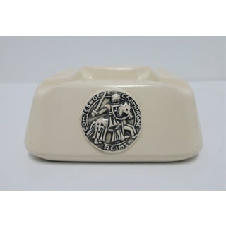 French Taittinger Champagne Cigar Ashtray Preview