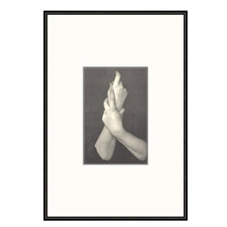 1920s Germany Lisi Jessen Black & White Photograph of Hands For Sale