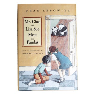 Mr. Chas and Lisa Sue Meet the Pandas, Signed For Sale