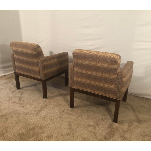 1980s 1980s Vintage Milo Baughman Conference Chairs- A Pair For Sale - Image 5 of 13
