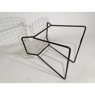 Mid Century Modern Harry Bertoia for Knoll Children's Wire Chair Preview