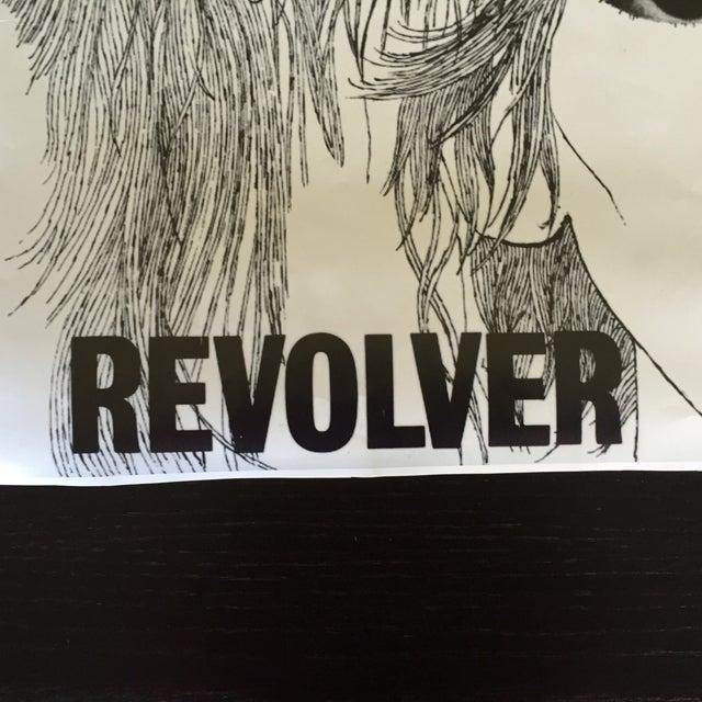 "Vintage Beatles ""Revolver"" Poster For Sale - Image 7 of 7"