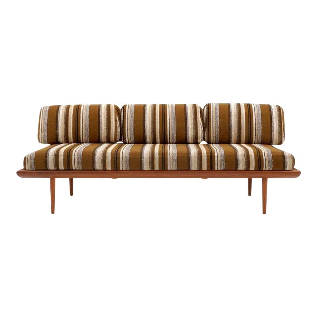 Three-Piece Peter Hvidt & Orla Mølgaard-Nielsen Sofa/Daybed and Pair of Settees - Image 1 of 10