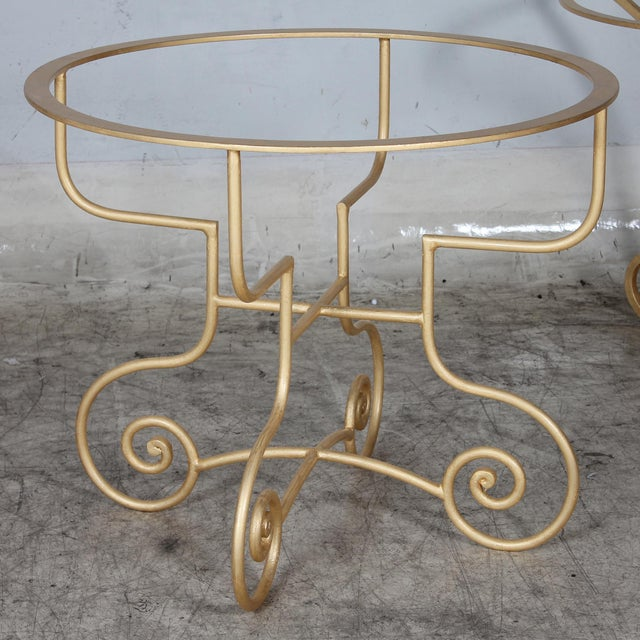 Metal Dining Table Base - Image 2 of 5
