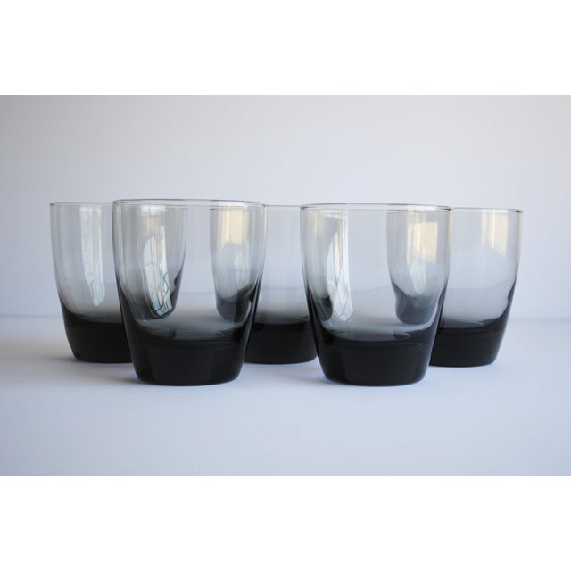 Mid-Century Lowball Glasses, Set of 5 - Image 2 of 4