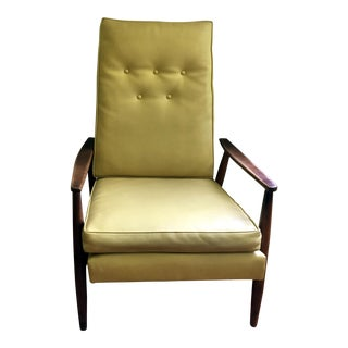 Milo Baughman Recliner Lounge Chair For Sale