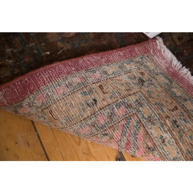 """Vintage Meshed Carpet - 7'3"""" x 12'6"""" - Image 7 of 9"""