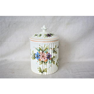 Vintage Italian Lidded Canister Preview