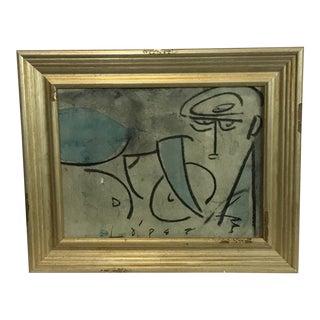 Lucia Lopez Artist Study #4 For Sale
