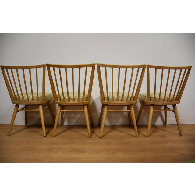 Russell Wright Conant Ball Dining Chairs