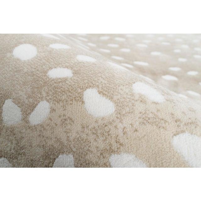 "Mid-Century Modern Stark Studio Rugs Nessa Rug in Sand, 5'3"" x 7'10"" For Sale - Image 3 of 5"