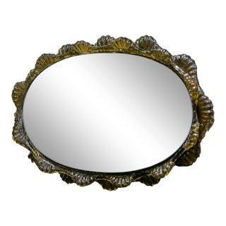 Mid-Century Polycarbonate Mirror For Sale