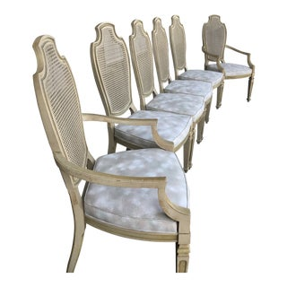 1950s Vintage Dining Chairs- Set of 6 For Sale