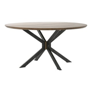 Erdos + Ko Skylar Round Dining Table For Sale