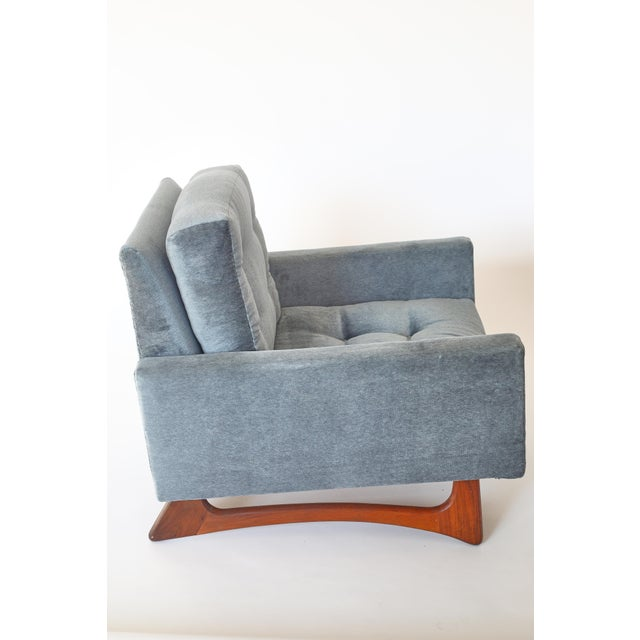 Mid-Century Modern Adrian Pearsall Lounge Chair For Sale - Image 3 of 7